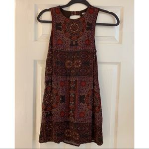 Ecote Guinevere Anthropologie Dress